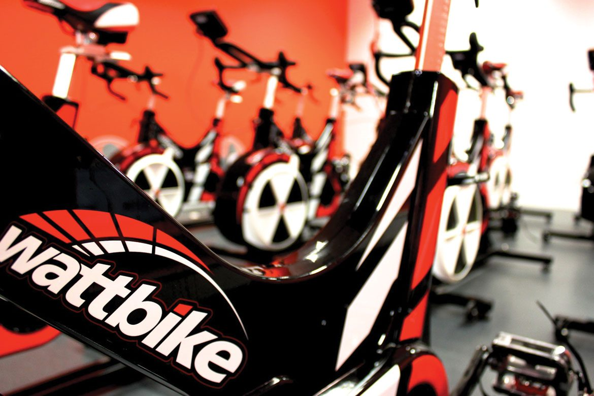 WattBike latest cycling innovation