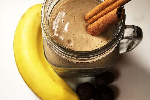 Banana-dates-smoothie