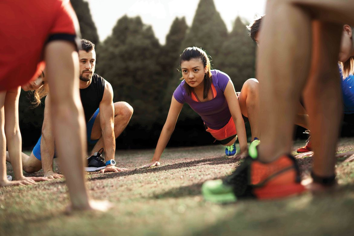 Outdoor Group Training feature image
