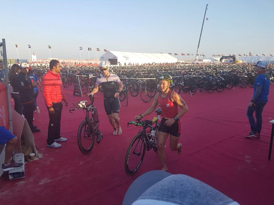 Lisa Hancox | Ironman 70.3 Dubai | Fitness First ME Blog